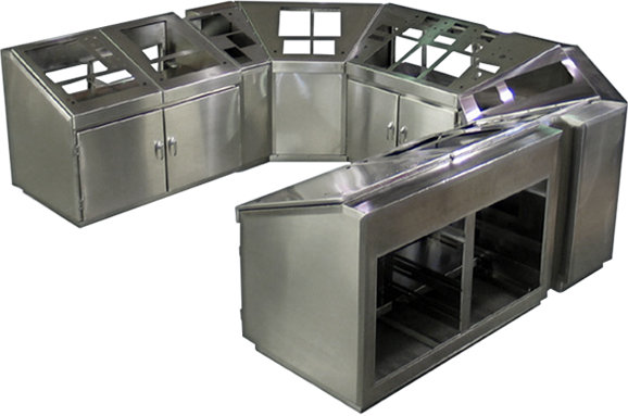 stainless steel enclosures for any industry