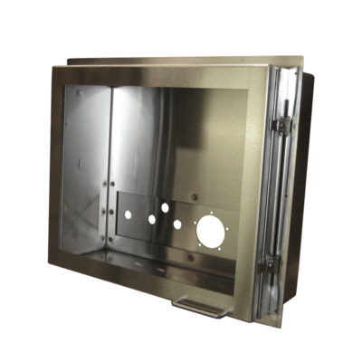 Stainless Steel Monitor Housing