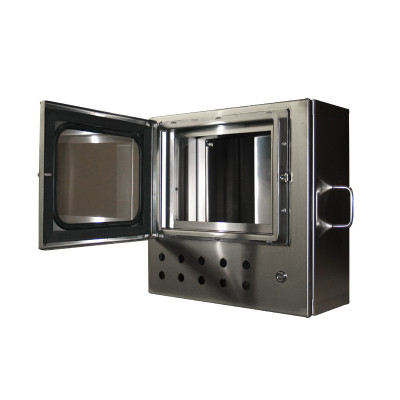 Stainless Steel Enclosure - Wall Mount Single Door