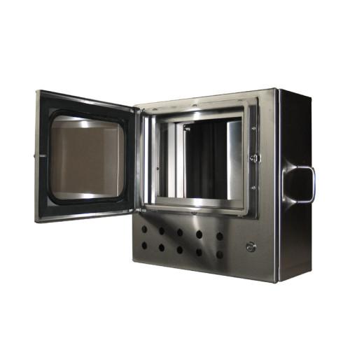 Stainless Steel Enclosure - Wall Mount Single Door