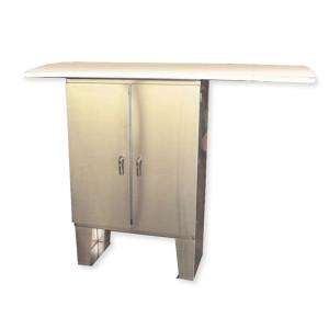 Custom Stainless Steel Cabinet