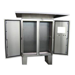 Custom Double Door Cabinet