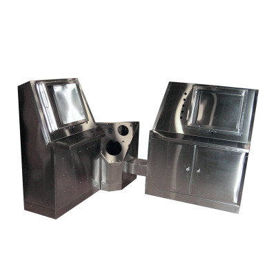 Stainless Steel Enclosure - Sectional