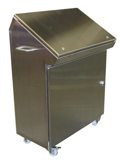 Stainless Steel Electrical Enclosures – Console (40″Hx24 ... on